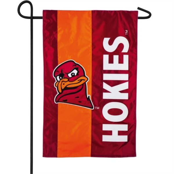 Evergreen Virginia Tech Hokies Embellish Garden Flag product image