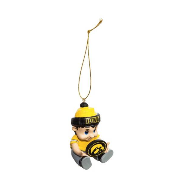 Evergreen Enterprises Iowa Hawkeyes New Lil Fan Ornament product image
