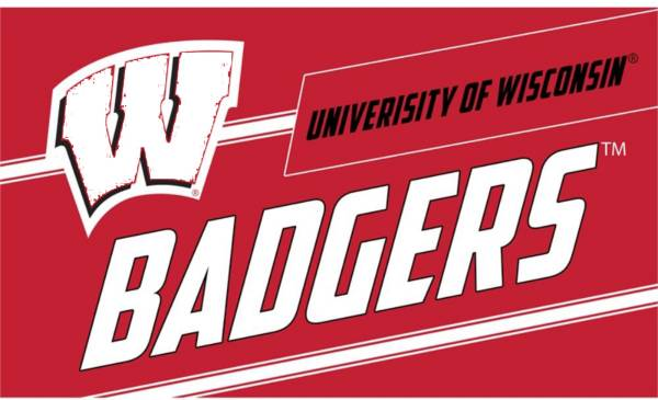 Evergreen Wisconsin Badgers Turf Mat product image