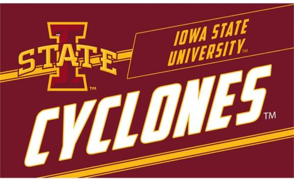 Evergreen Iowa State Cyclones Coir Punch Mat product image