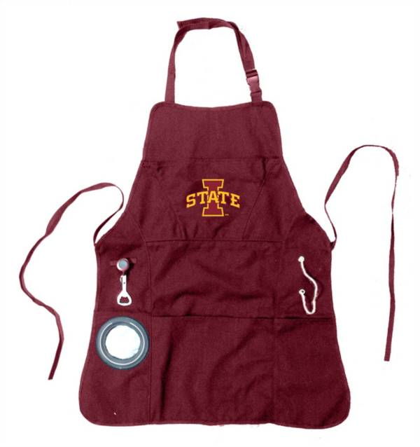 Evergreen Iowa State Cyclones Grilling Apron product image