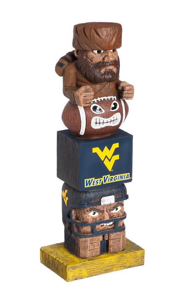 Evergreen West Virginia Mountaineers Tiki Totem product image