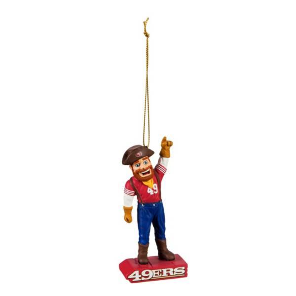 Evergreen Enterprises San Francisco 49ers Mascot Statue Ornament product image
