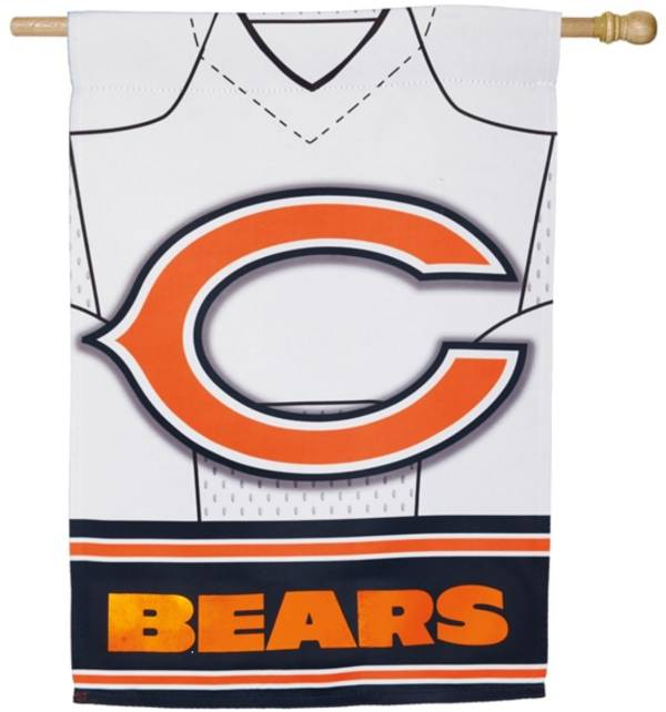 Evergreen Chicago Bears Jersey House Flag product image