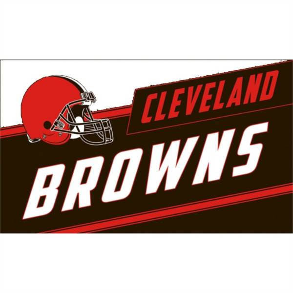 Evergreen Cleveland Browns Coir Punch Mat product image