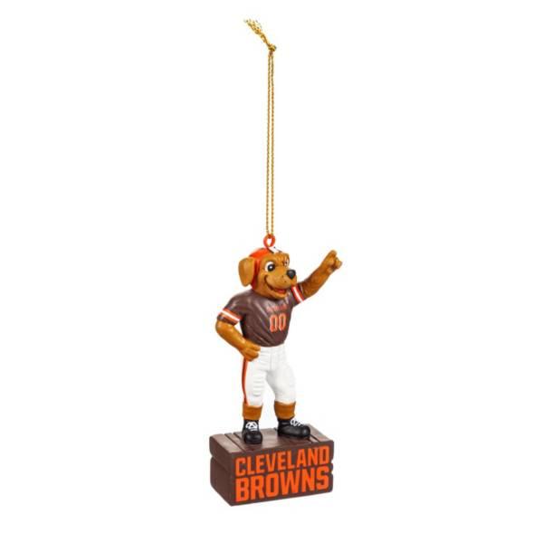 Evergreen Enterprises Cleveland Browns Mascot Statue Ornament product image