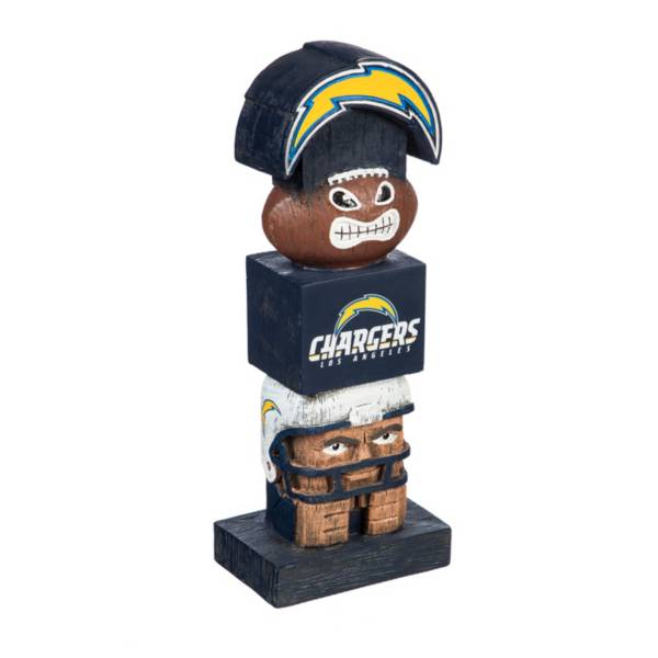 Evergreen Los Angeles Chargers Tiki Totem product image