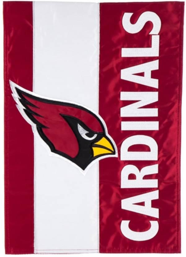 Evergreen Arizona Cardinals Embellish Garden Flag product image