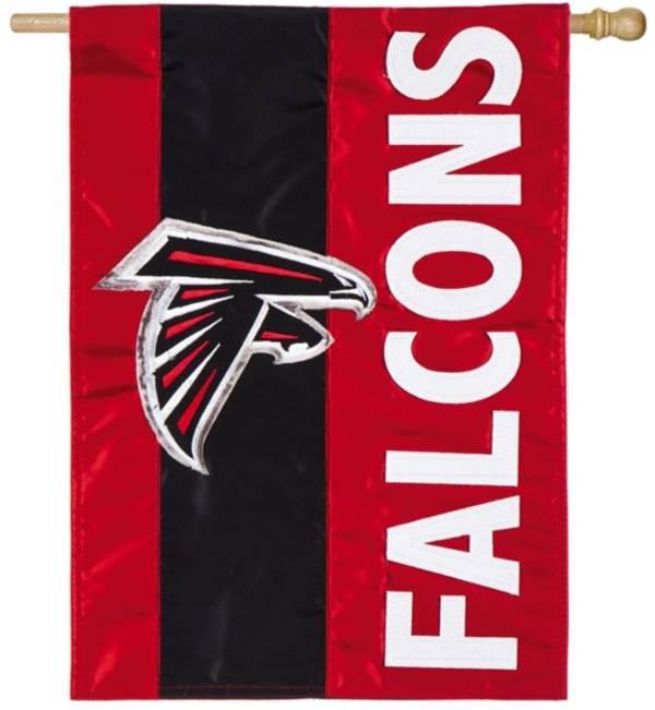 Evergreen Atlanta Falcons Embellish House Flag product image