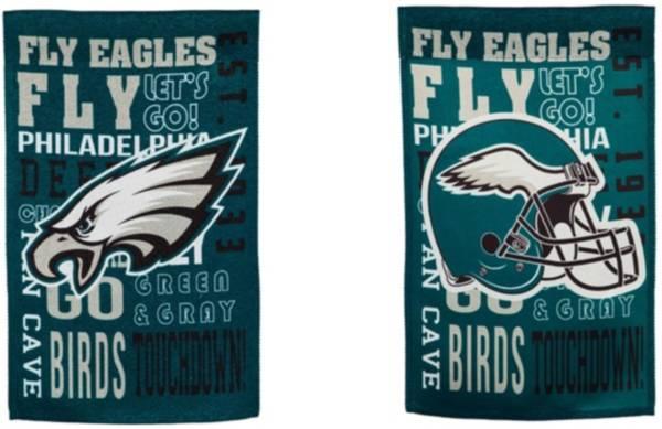 Evergreen Philadelphia Eagles Fan Rule Garden Flag product image