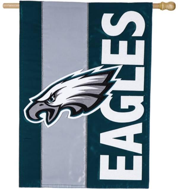 Evergreen Philadelphia Eagles Embellish House Flag product image