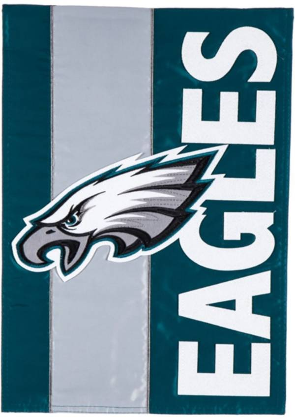 Evergreen Philadelphia Eagles Embellish Garden Flag product image