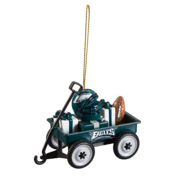 Evergreen Enterprises Philadelphia Eagles Team Wagon Ornament product image