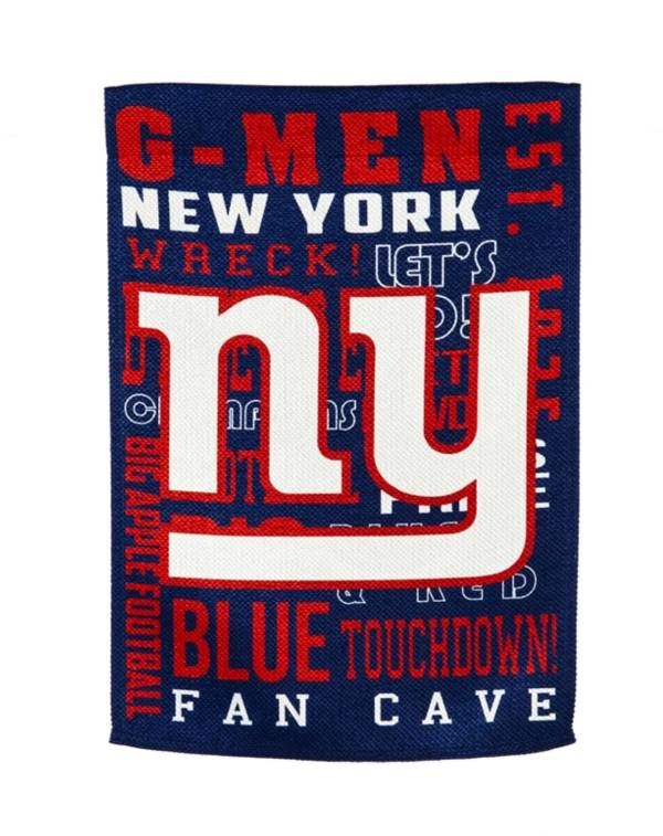 Evergreen New York Giants Fan Rule House Flag product image