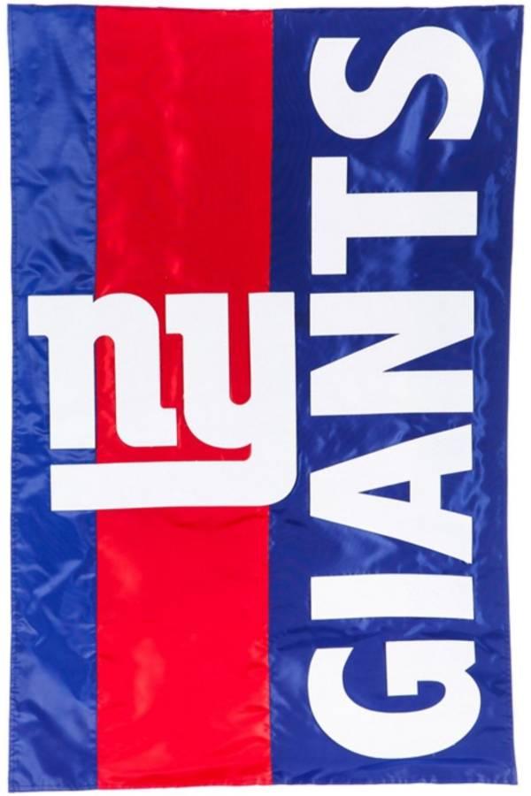 Evergreen New York Giants Embellish House Flag product image