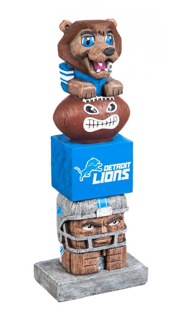 Evergreen Detroit Lions Tiki Totem product image