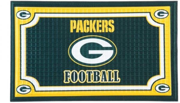 Evergreen Green Bay Packers Embossed Door Mat product image