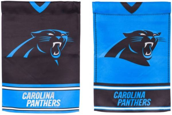 Evergreen Carolina Panthers Jersey House Flag product image