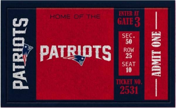 Evergreen New England Patriots Turf Mat product image
