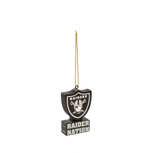 Evergreen Enterprises Las Vegas Raiders Mascot Statue Ornament product image