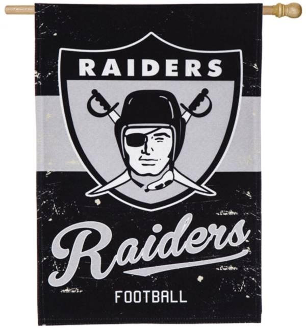Evergreen Las Vegas Raiders Vintage House Flag product image