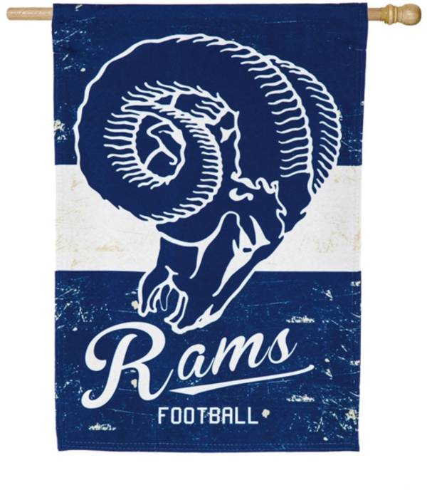 Evergreen Los Angeles Rams Vintage House Flag product image