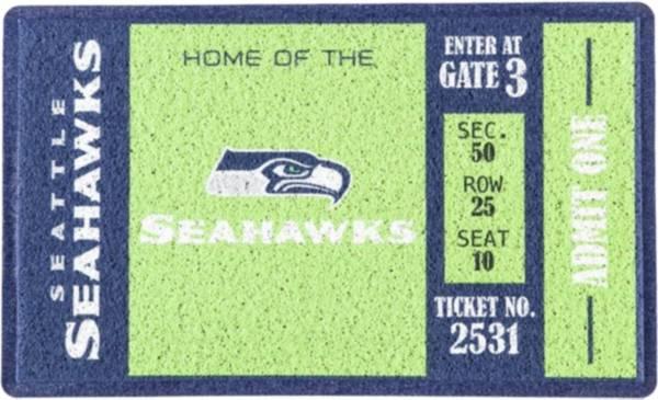Evergreen Seattle Seahawks Turf Mat product image