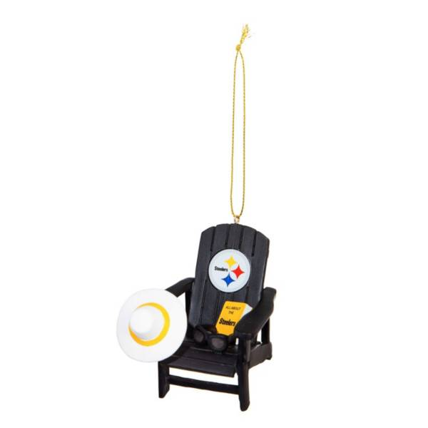 Evergreen Enterprises Pittsburgh Steelers Adirondack Ornament product image
