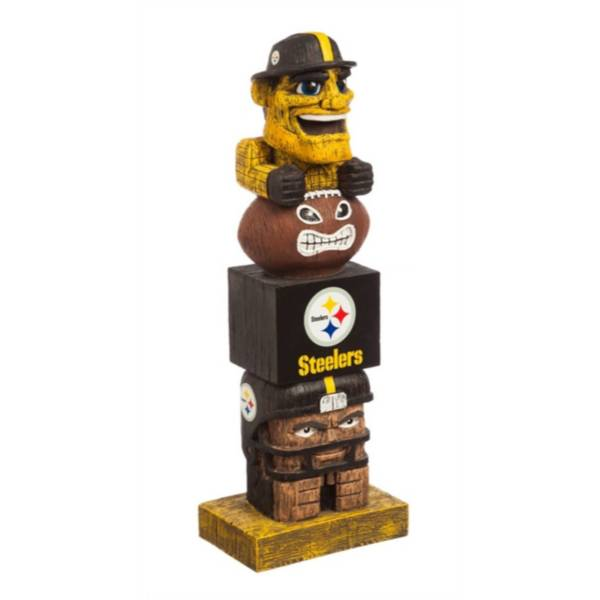Evergreen Pittsburgh Steelers Tiki Totem product image