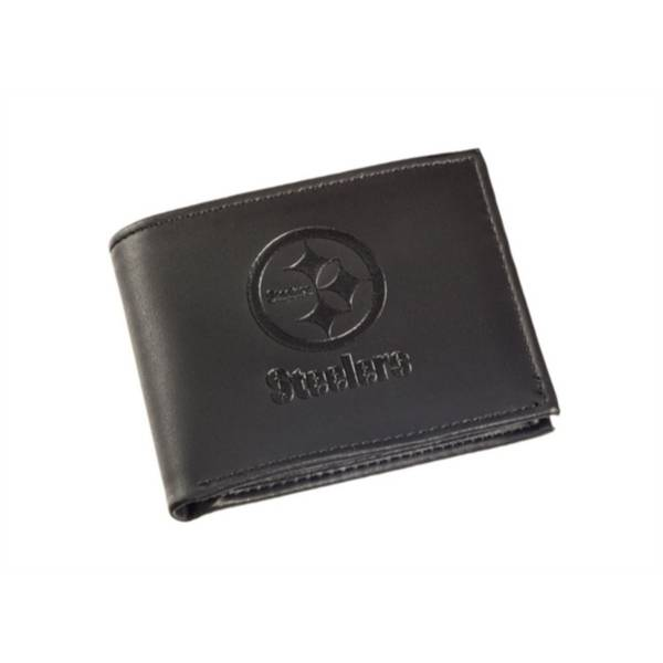 Evergreen Pittsburgh Steelers Tri-Fold Wallet product image