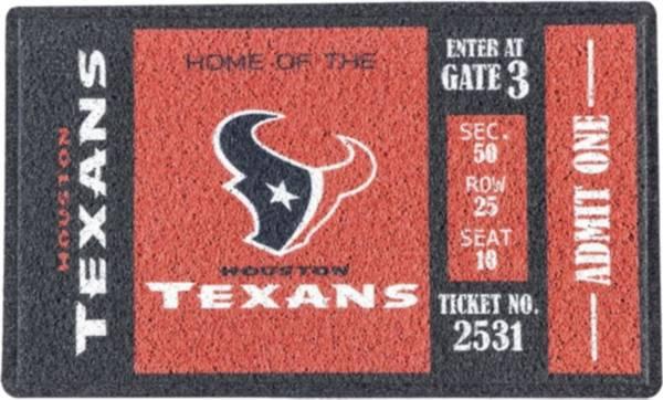 Evergreen Houston Texans Turf Mat product image