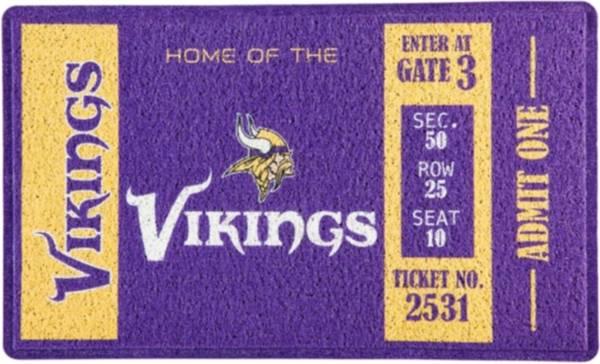 Evergreen Minnesota Vikings Turf Mat product image