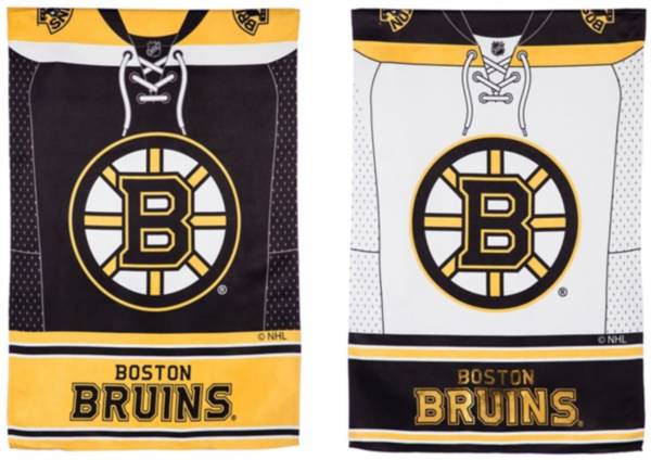 Evergreen Boston Bruins Jersey House Flag product image