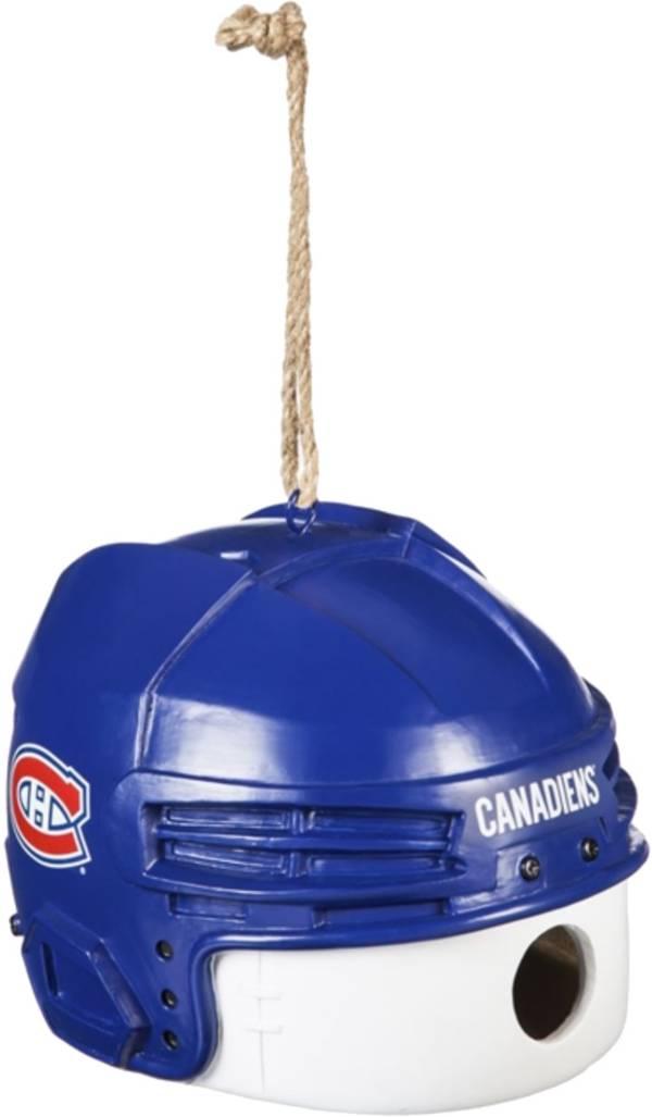 Evergreen Montreal Canadiens Helmet Birdhouse product image