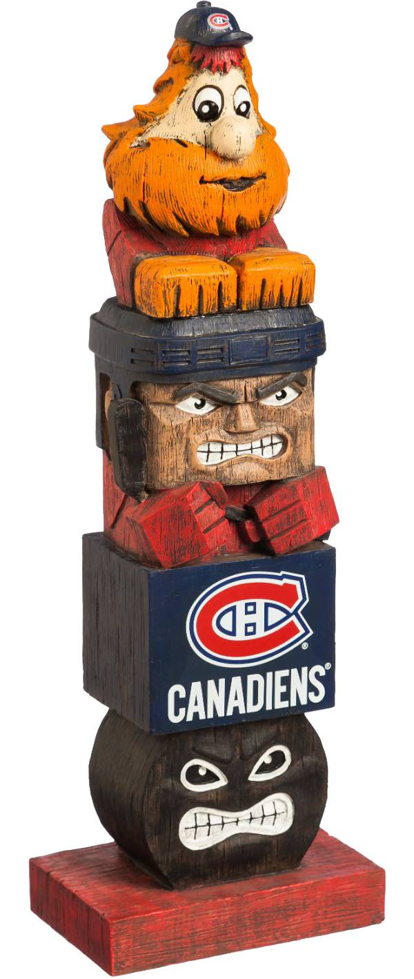 Evergreen Montreal Canadiens Tiki Totem product image