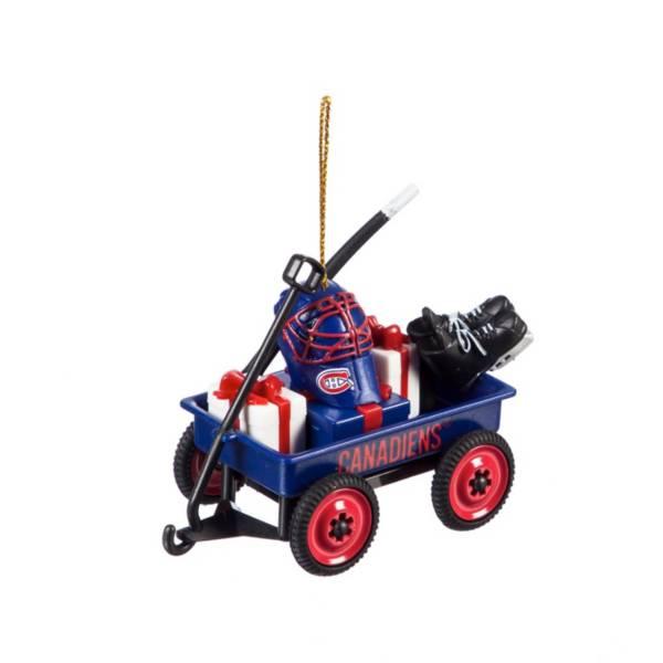 Evergreen Enterprises Montreal Canadiens Team Wagon Ornament product image