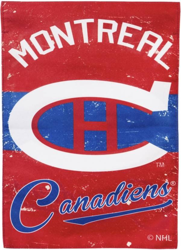 Evergreen Montreal Canadiens Vintage Garden Flag product image