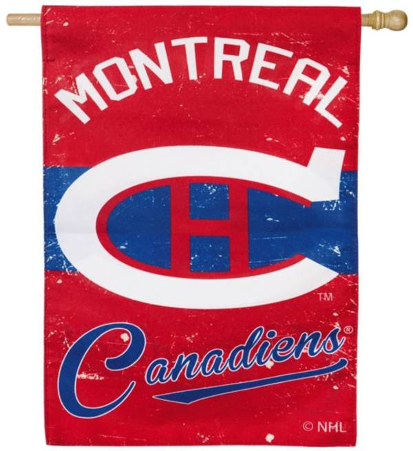 Evergreen Montreal Canadiens Vintage House Flag product image