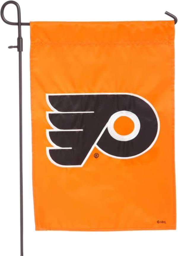 Evergreen Philadelphia Flyers Applique Garden Flag product image