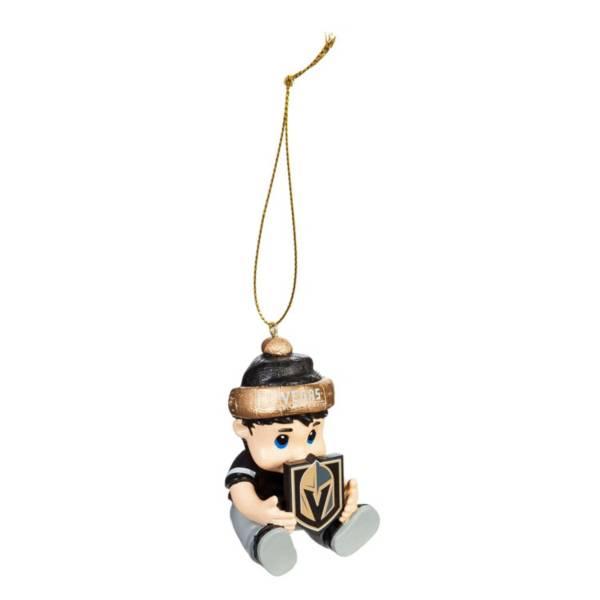 Evergreen Enterprises Vegas Golden Knights New Lil Fan Ornament product image