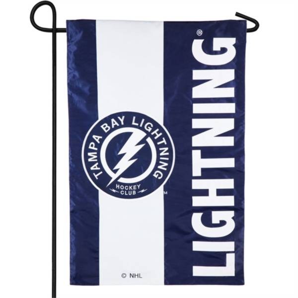Evergreen Tampa Bay Lightning Embellish Garden Flag product image