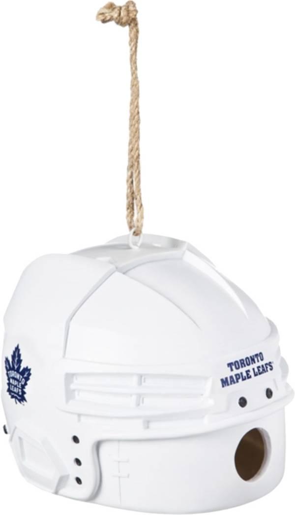 Evergreen Toronto Maple Leafs Helmet Birdhouse product image