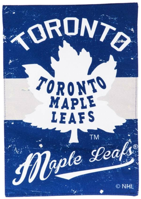 Evergreen Toronto Maple Leafs Vintage House Flag product image