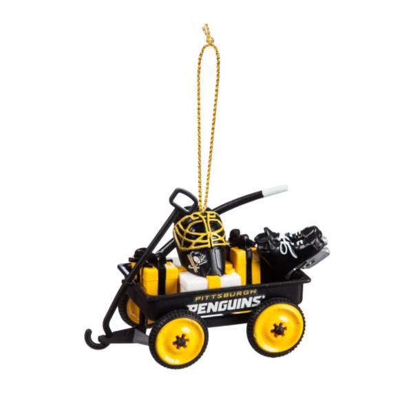 Evergreen Enterprises Pittsburgh Penguins Team Wagon Ornament product image