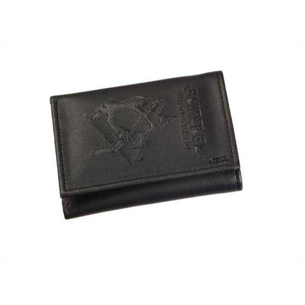 Evergreen Pittsburgh Penguins Tri-Fold Wallet product image