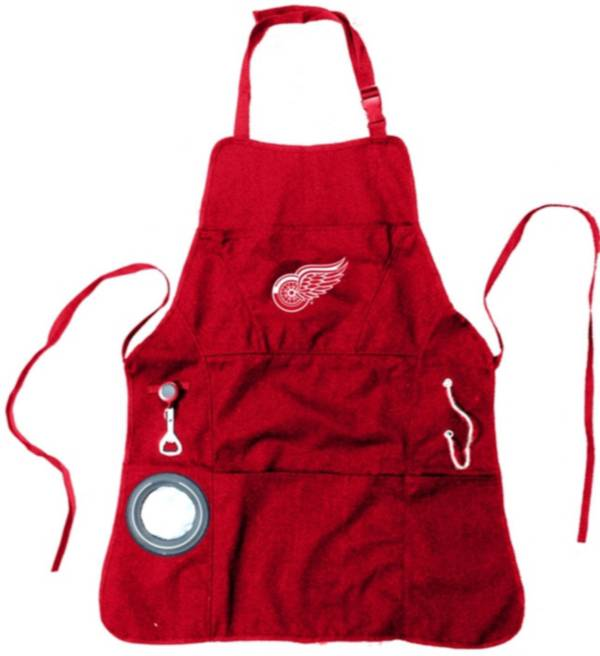 Evergreen Detroit Red Wings Grilling Apron product image
