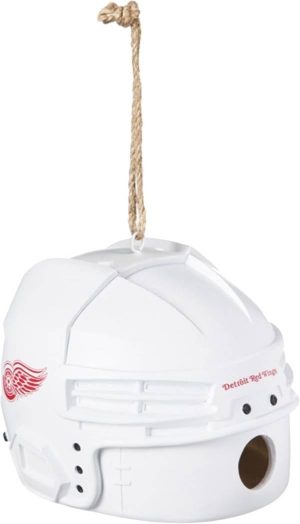 Evergreen Detroit Red Wings Helmet Birdhouse product image