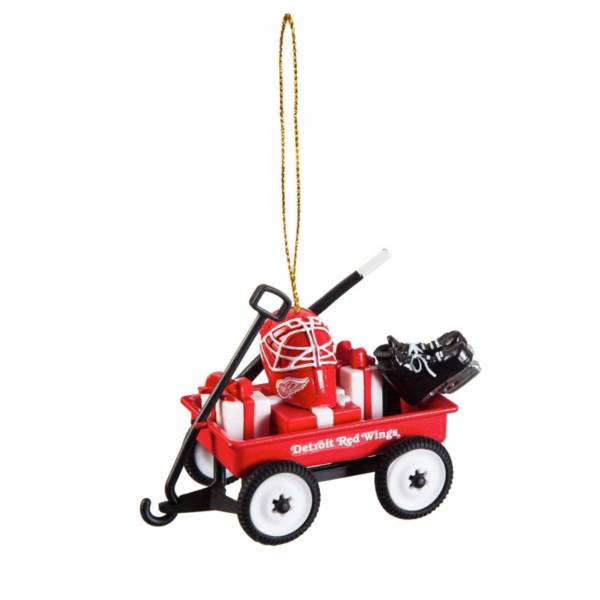 Evergreen Enterprises Detroit Red Wings Team Wagon Ornament product image