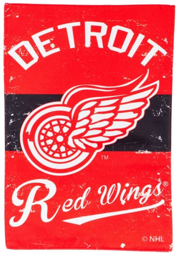 Evergreen Detroit Red Wings Vintage House Flag product image