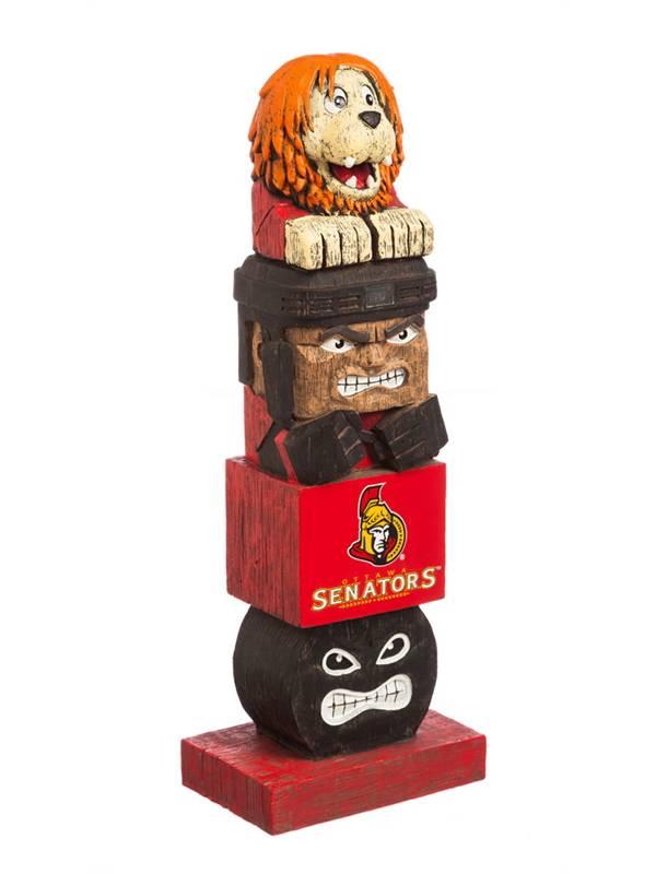 Evergreen Ottawa Senators Tiki Totem product image